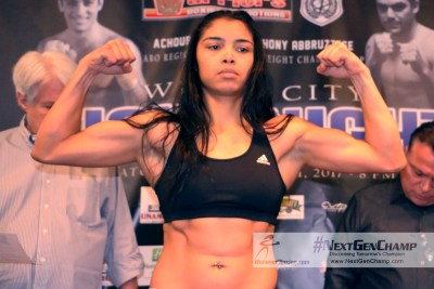 Jessica McCaskill to be Featured on Warriors Boxing's Windy City Fight Night on April 28th