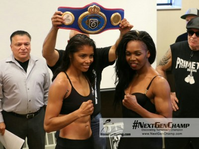 US vs. Canada in Windy City on Saturday – McCaskill and Brown on Weight for ABO Title