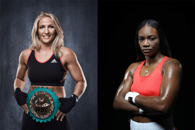 Battle of the Best: Nikki Adler vs. Claressa Shields Public Workout – August 1