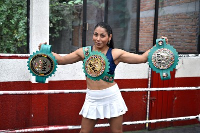 Yessica Chavez is Ready to Claim Another WBC Belt
