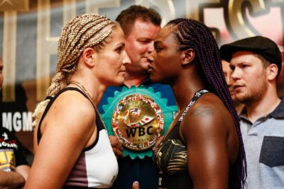 We Have a Championship Fight! Adler and Shields Make Weight for Friday Showtime