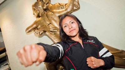 Ibeth Zamora Looks to Bounce Back to Championship Form