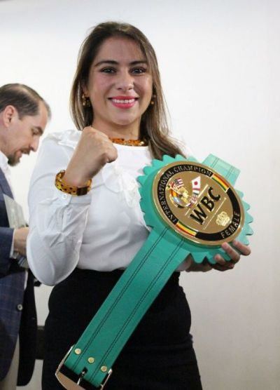 Estrella Valverde and Carolina Arias to Clash for Vacant WBC International Title on September 9th
