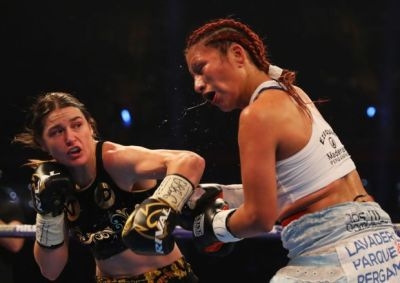 Katie Taylor Commences with her World Champion Reign with Domination of Anahi Sanchez for WBA Gold