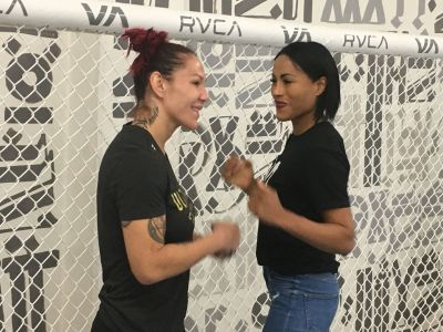 Cecilia Brækhus Looking to Face UFC's Cris Cyborg
