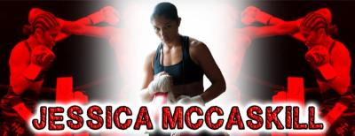 "Jessica McCaskill, Confident in her December 13th Katie Taylor Challenge: ""You won't see any fear in me"""