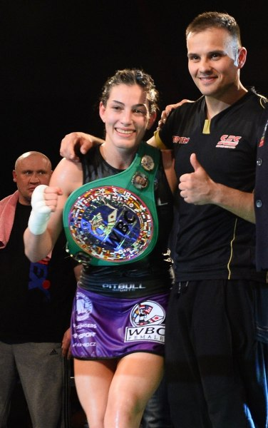 Lucie Sedlackova Adds the WBC Silver Belt to her Growing Collection of her Young Career After Complete Destruction of Irma Balijagic Adler