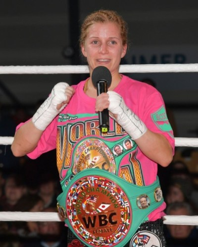 Tina Rupprecht Claims Interim WBC Title; Awaits Winner of Yuko Kuroki vs. Momom Kosecki