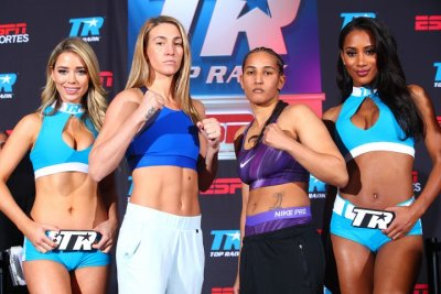 Lightweights Mikaela Mayer and Nydia Feliciano Set for the Big Stage Tonight, Live on ESPN 3
