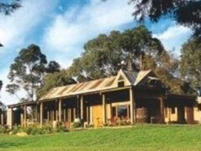 The lovely rustic Cellar Door