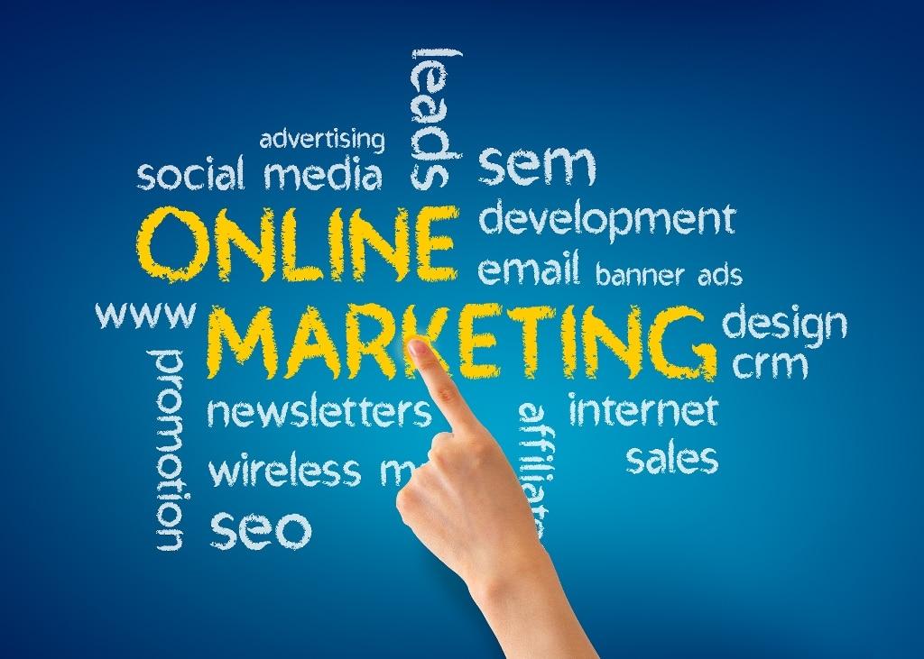 How Solopreneurs Market Online Infographic