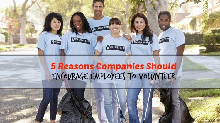 employee volunteer
