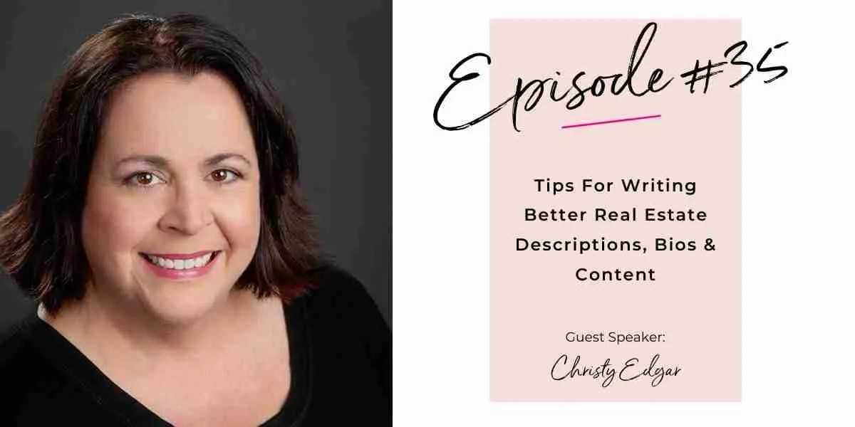 Tips For Writing Better Real Estate Descriptions, Bios & Content