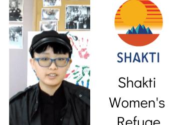 Visiting Shakti Women's Refuge