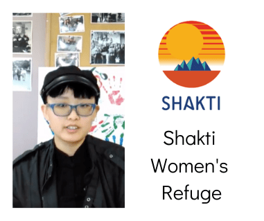 Visiting Shakti Women's Refuge