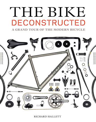 Review of The Bike Deconstructed, by Richard Hallett