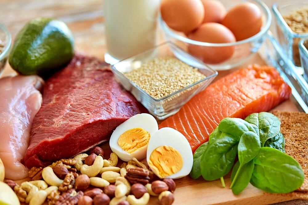 Protein-Rich Diet: Which foods?   Women's Alphabet