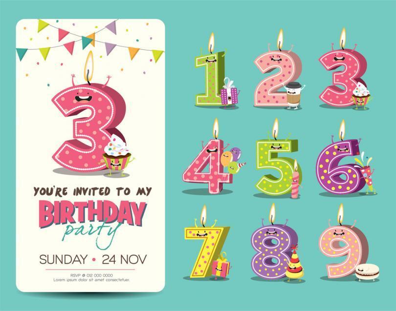 birthday invitation wording ideas for