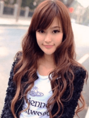 asian curly hairstyle - hairstyles