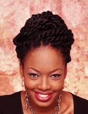 women twist african american
