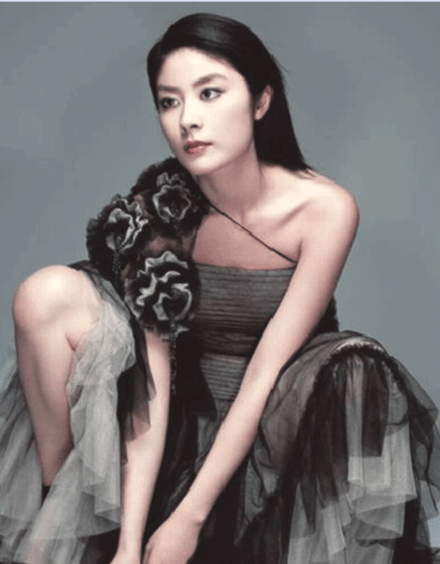 Hong Kong Actress And Singer Kelly Chen Poster PhotoPNG