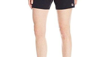 b4711e65a7e3 Volcom Women's Simply Solid 7 Inch Boardshort | Womens Board Shorts Shop