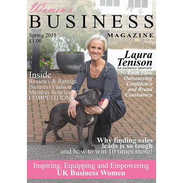 Women's Business Magazine Spring 2015