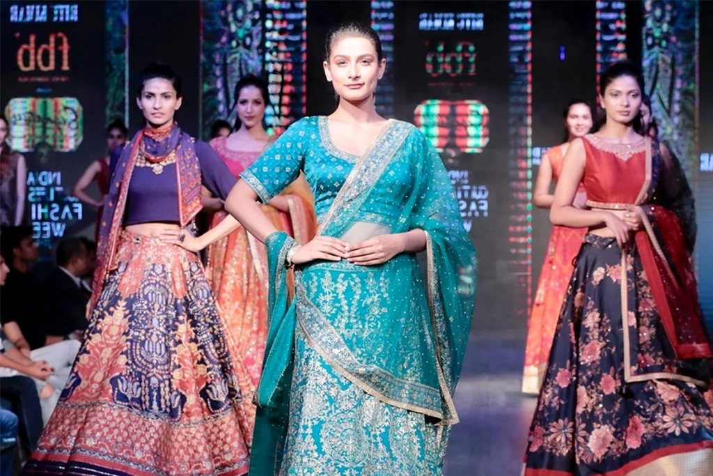 label trend in indian fashion
