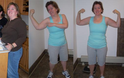 Julie Fat Loss Transformation