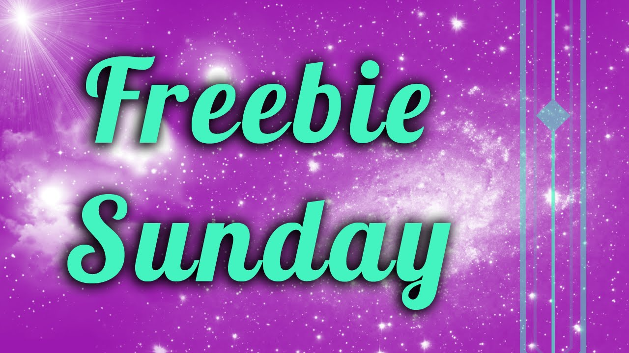 Image result for freebie sunday image
