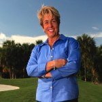 how to play golf deb vangellow
