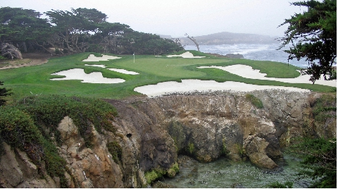 15th Hole Cypress Point