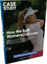 How We Built WomensGolf.com FREE Ebook