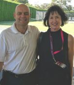 Womens Golf Magazine founders