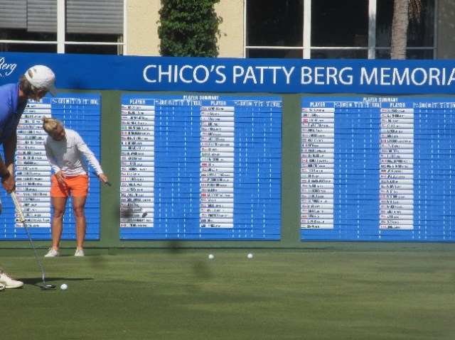 Chicos Patty Berg Memorial