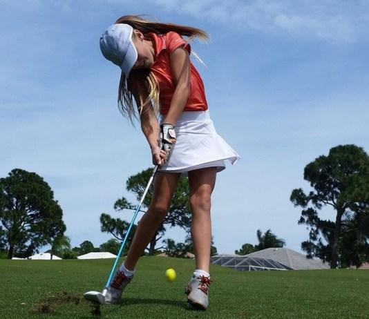Brianna Castaldi girls golf