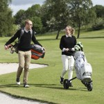 advice for women playing golf for business
