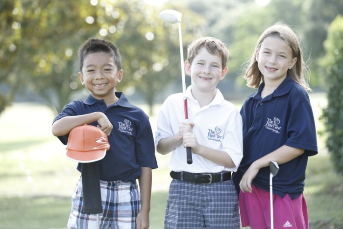 Why Golf is a Great Game for Kids