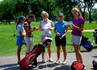 golf camps girls