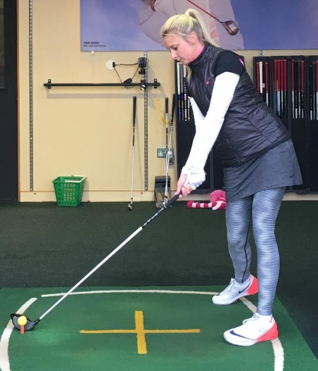 golf swing correct hip rotation