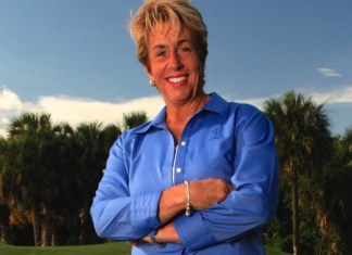 deb vangellow how to play golf