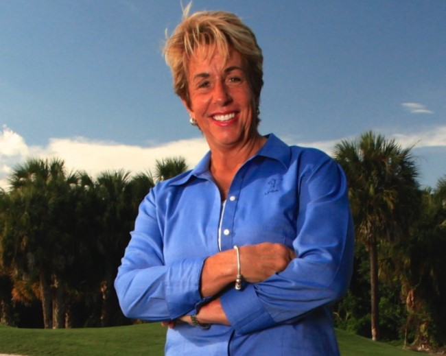 deb vangellow how to play golf