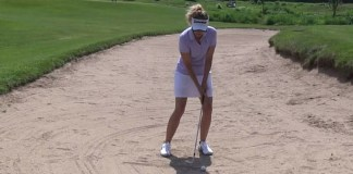 Maria Palozola Should You Open Your Clubface in the Bunker