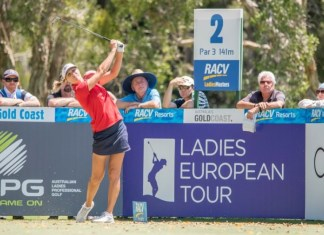 David Burness photos from the Ladies Masters
