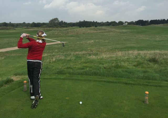 Noa Van Beek – Girls Golf Featured Junior