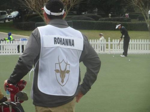 Rachel Rohanna LPGA