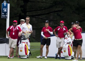 Team Spain LPGA International Cup