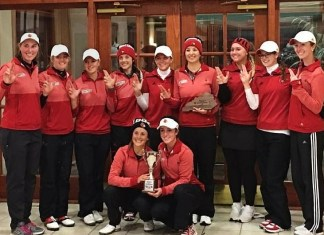 Womens College Golf Rivalries Katie Mitchell