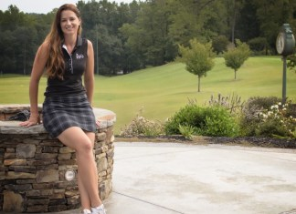 Brandi Jackson LPGA Tour Life