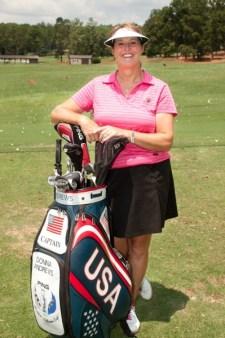 Donna Andrews US Seniors Womens Open